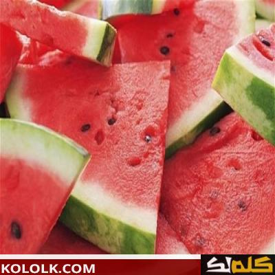 فوائد البطيخ للبشرة للصغار والكبار