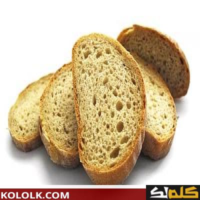 السعرات الحرارية في الخبز