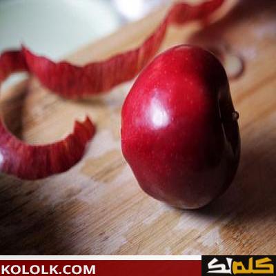 مركب حمضي في قشر التفاح يقي من السمنة
