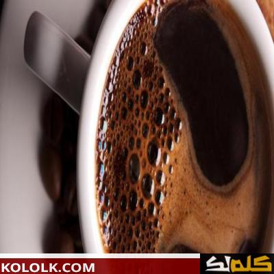 شرب القهوة في المنام