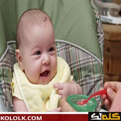 طريقة تغذية الرضيع