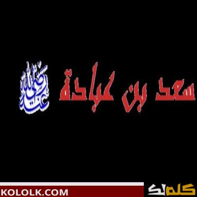 سعد بن عبادة