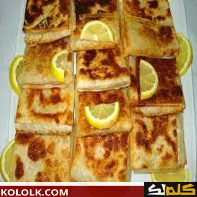 طريقة عمل المطبق السعودي 5