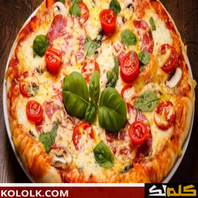 طريقة عمل عجينة البيتزا الطرية