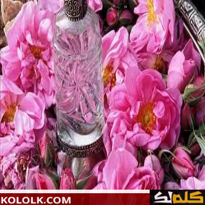 فوائد شراب ماء الورد