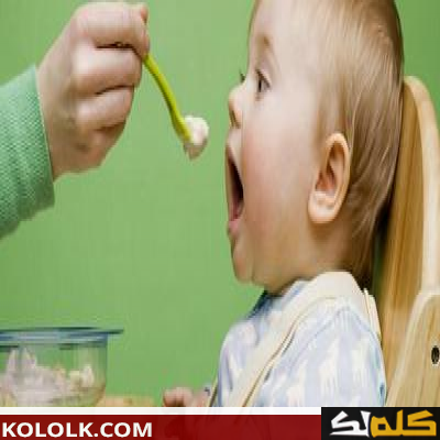فوائد الأرز للأطفال