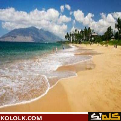 ما هو سبب وجود رمال ناعمة على شواطئ البحار