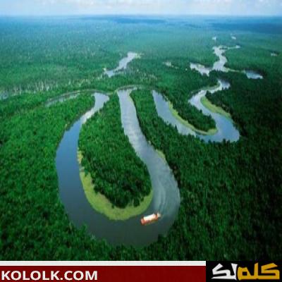 أين ينبع نهر الأمازون