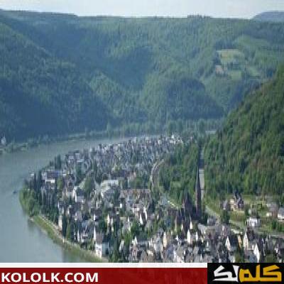 أهمية وفائدة نهر الراين في المانيا