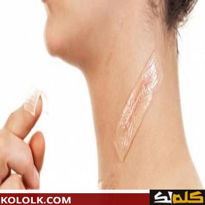 كيف اخفي علامات و دلائل الجروح