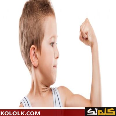 تقوية وتنمية العضلات بالأعشاب