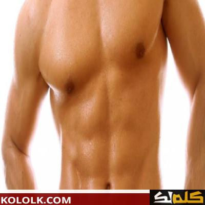 تمارين تقسيم عضلات البطن