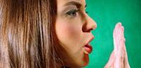 نصائح في رائحة الفم