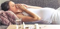 علاج و دواء الزكام للحامل
