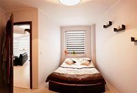 طريقة ترتيب غرفة النوم الصغيرة