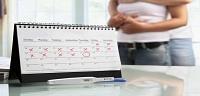 وقت عمل إختبار الحمل المنزلي