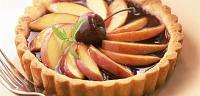 عمل تارت التفاح