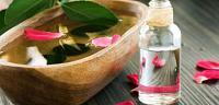 طريقة صنع ماء الورد في المنزل