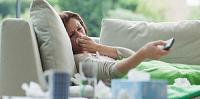 أعراض البرد في القفص الصدري