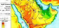اين تقع وتوجد شبه الجزيرة العربية ولماذا سميت بهذا الاسم