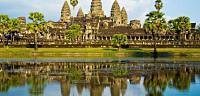 اين تقع وتوجد مملكة كمبوديا