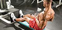طريقة تمرين تضخيم العضلات