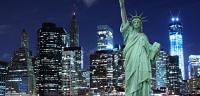 أين توجد وتقع نيويورك
