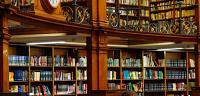 طريقة ترتيب الكتب في المكتبة